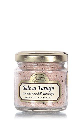 Sal Rosa del Himalaya con trozos de Trufa Negra 100 gr 1