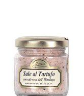 Sal Rosa del Himalaya con trozos de Trufa Negra 100 gr 3